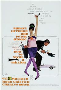 How to Steal a Million (1966) 1080p Poster