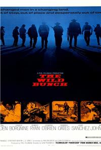 The Wild Bunch (1969) 1080p Poster