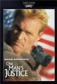 One Man's Justice (1996) Poster