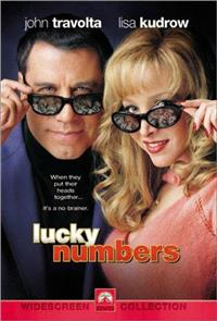 Lucky Numbers (2000) Poster