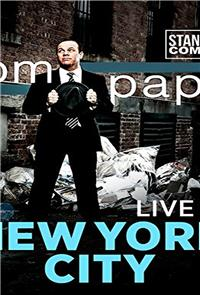 Tom Papa: Live in New York City (2011) Poster