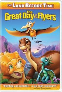 The Land Before Time XII: The Great Day of the Flyers (2006) Poster
