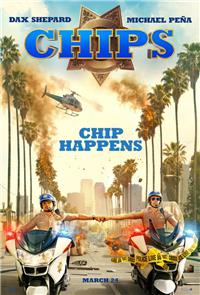 CHiPS (2017) 1080p Poster