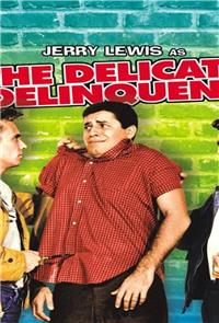 The Delicate Delinquent (1957) Poster