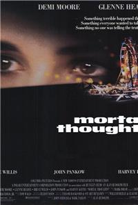 Mortal Thoughts (1991) Poster