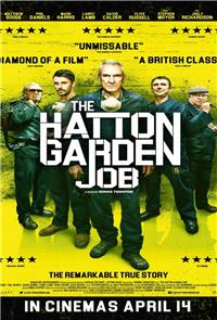 The Hatton Garden Job (2017) Poster