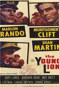 The Young Lions (1958) Poster
