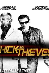 Thick as Thieves (2009) 1080p Poster