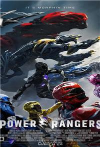 Power Rangers (2017) 1080p Poster