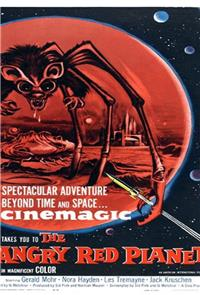 The Angry Red Planet (1959) 1080p Poster