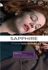 Sapphire (1959) Poster