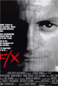 F/X (1986) 1080p Poster
