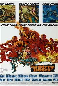 The Dirty Dozen (1967) Poster