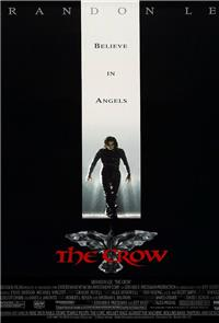The Crow (1994) 1080p Poster
