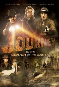 Journey to the Center of the Earth (2008) 1080p Poster