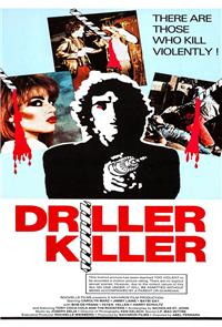 The Driller Killer (1979) Poster