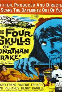 The Four Skulls of Jonathan Drake (1959) Poster