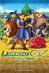 Legends of Oz: Dorothy's Return (2013) 1080p Poster