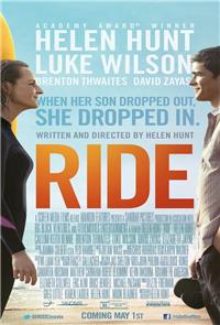 Ride (2014) Poster
