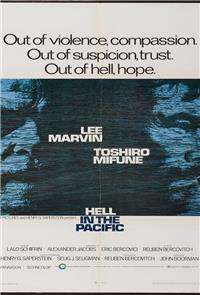Hell in the Pacific (1968) 1080p Poster