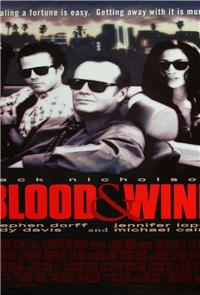Blood and Wine (1996) Poster