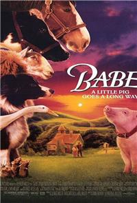 Babe (1995) 1080p Poster