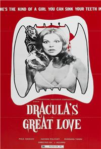 Count Dracula's Great Love (1973) Poster