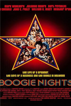 Boogie Nights (1997) Poster