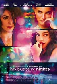 My Blueberry Nights (2007) 1080p Poster