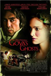 Goya's Ghosts (2006) 1080p Poster