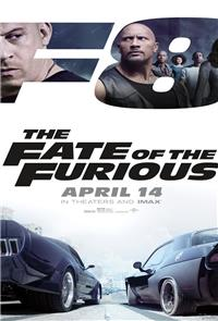 The Fate of the Furious (2017) 1080p Poster