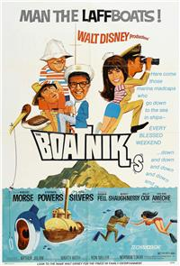 The Boatniks (1970) Poster