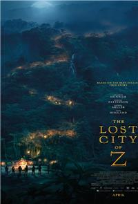 The Lost City of Z (2017) 1080p Poster
