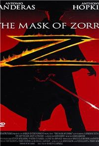 The Mask of Zorro (1998) Poster