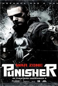 Punisher: War Zone (2008) 1080p Poster