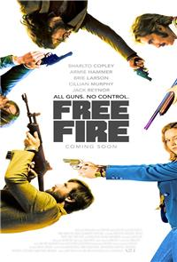 Free Fire (2017) 1080p Poster