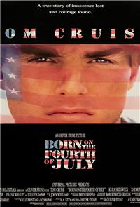 Born on the Fourth of July (1989) Poster