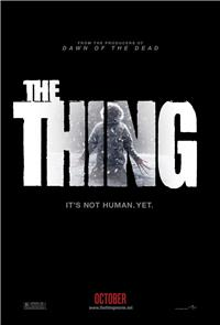 The Thing (2011) 1080p Poster