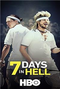 7 Days in Hell (2015) Poster