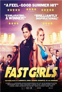 Fast Girls (2012) Poster