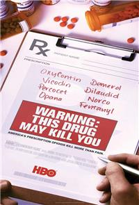 Warning: This Drug May Kill You (2017) Poster