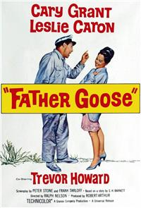 Father Goose (1964) 1080p Poster