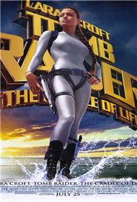 Lara Croft Tomb Raider: The Cradle of Life (2003) 1080p Poster