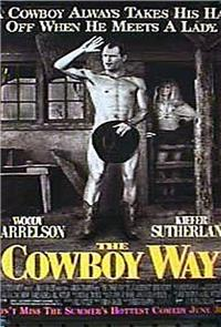 The Cowboy Way (1994) Poster