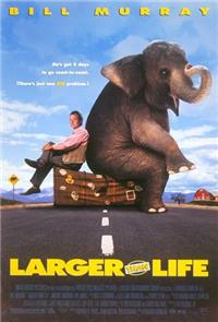 Larger Than Life (1996) Poster