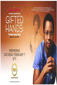 Gifted Hands: The Ben Carson Story (2009) Poster
