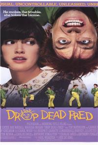 Drop Dead Fred (1991) Poster