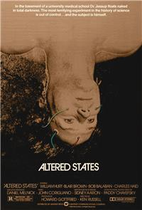 Altered States (1980) Poster