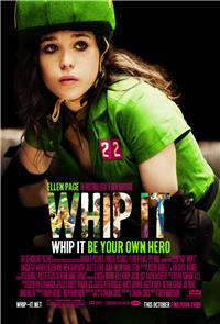Whip It (2009) 1080p Poster