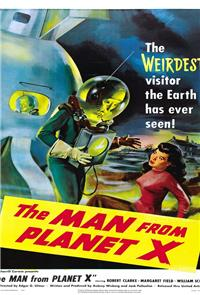 The Man from Planet X (1951) Poster